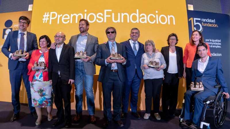 15ª edición de los Premios Fundación Randstad