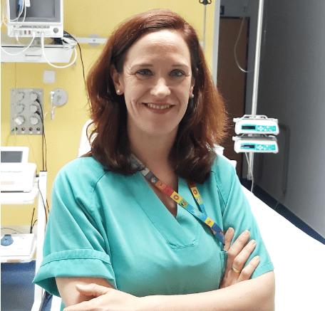"""Ana Cantero Izquierdo: """"Es fundamental el papel del especialista en nutrición en el embarazo"""""""