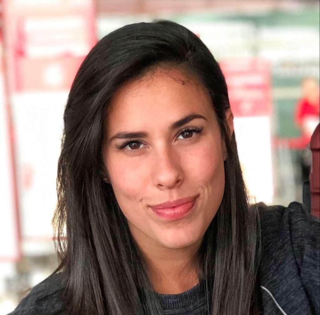 """Diana Díaz Rizzolo: """"la gran premisa es basar nuestra dieta en el consumo de alimentos de origen vegetal"""""""