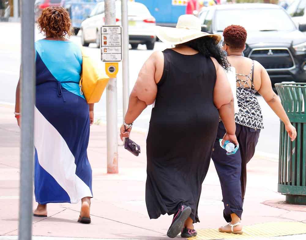 La obesidad: un problema de peso