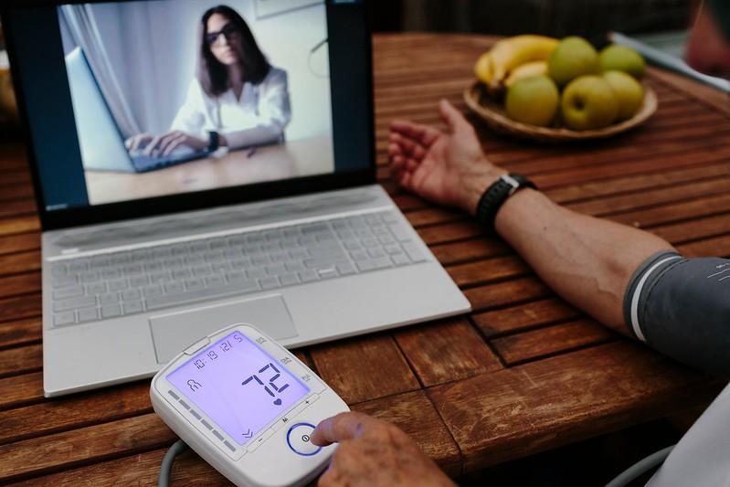 salud digital y teletrabajo