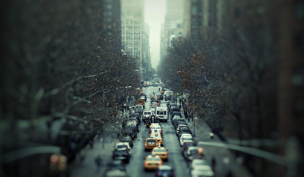 ¿Podrán sobrevivir los autos en la ciudad compacta?