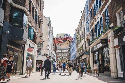 Carnaby Street: infarto por éxito al corazón del Soho londinense