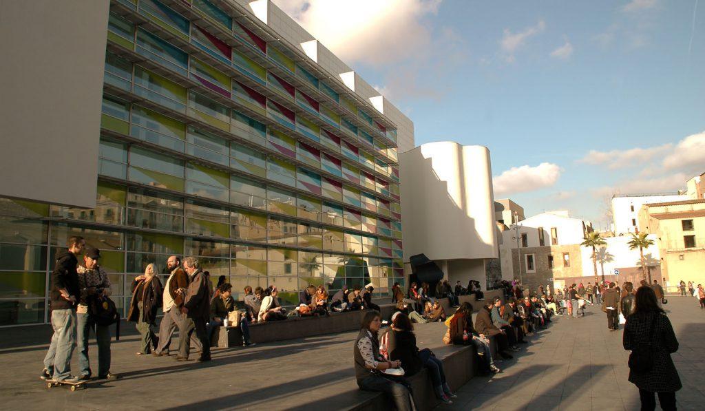 El Raval barcelonés, un barrio global.