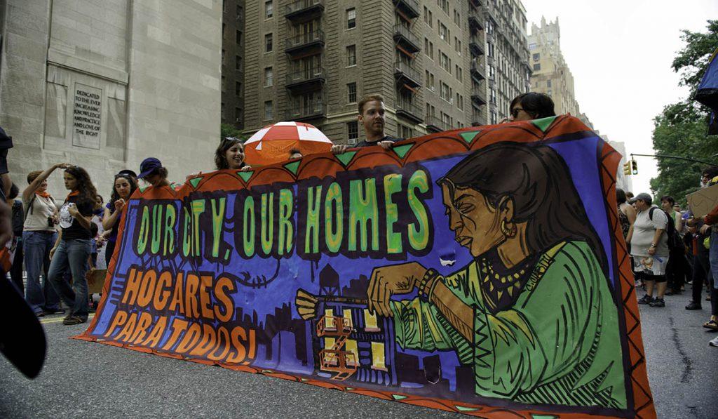 El derecho a la ciudad como reclamo de la vida urbana