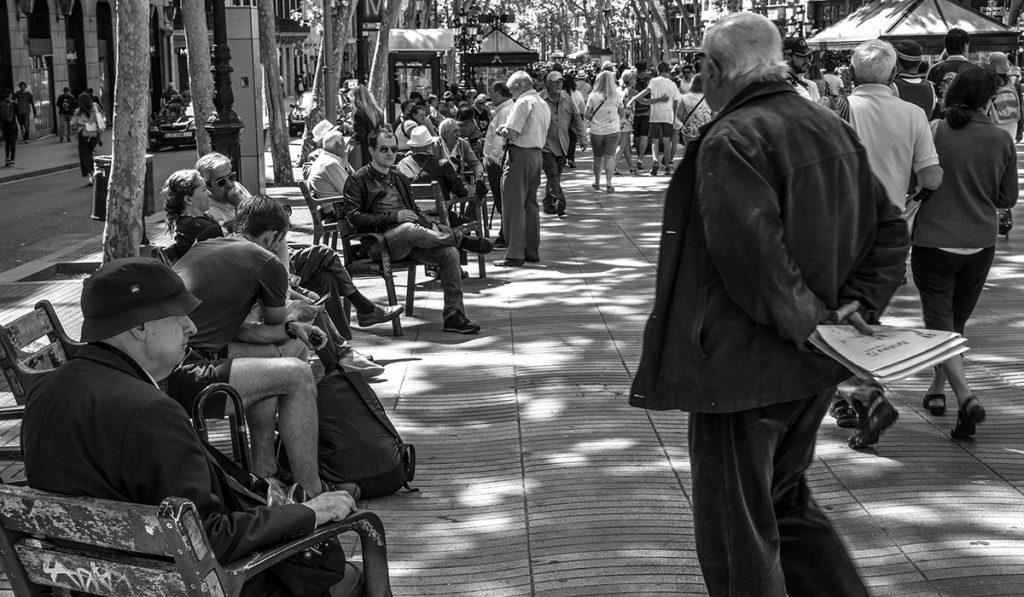 Trabajo final de máster:      La transformació urbana de la Rambla