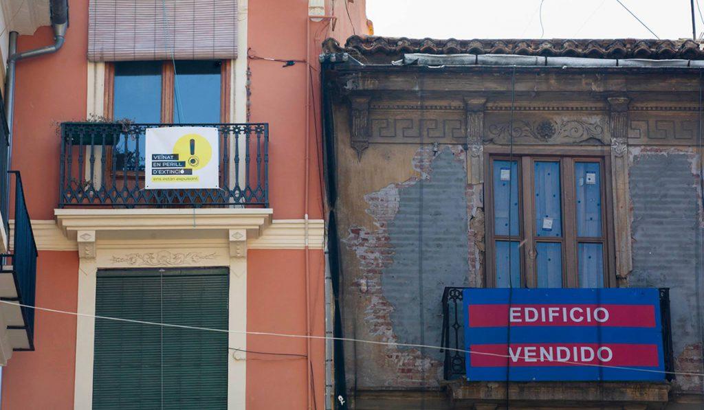 Trabajo Final de Máster: «Veïnat en perill d'extinció», la turistización en la Ciutat Vella, Valencia