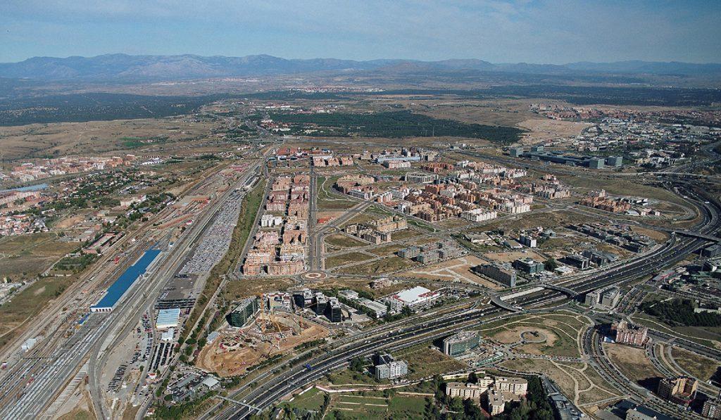 Crecimiento urbano y transformación de las ciudades españolas en el largo plazo