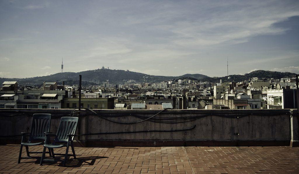 Hacer ciudad sobre la ciudad: desde el tejado (I)