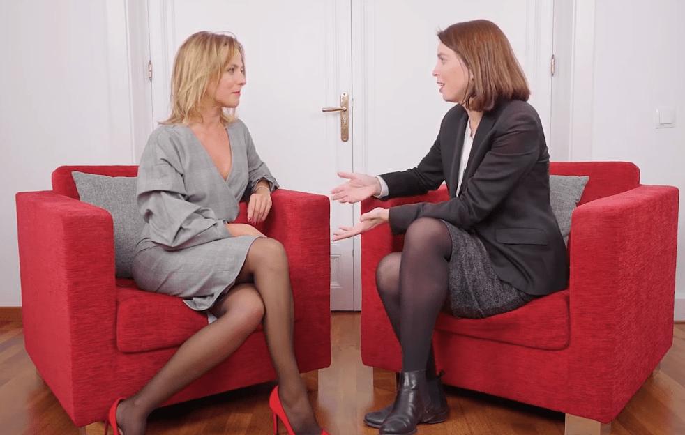 Patrycia Centeno: «El futuro es la feminización de la comunicación política»