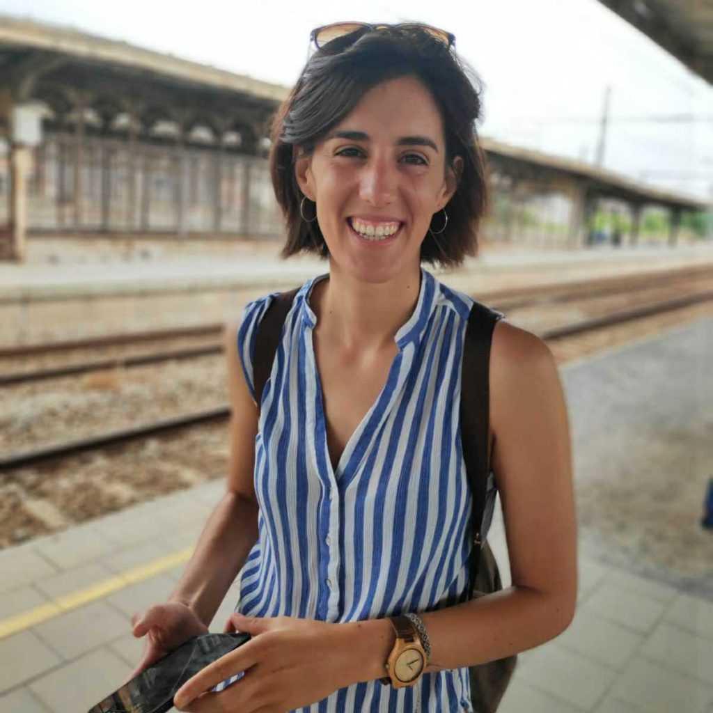 Entrevista a Meritxell Parramon, docente de Comunicación corporativa y relaciones institucionales
