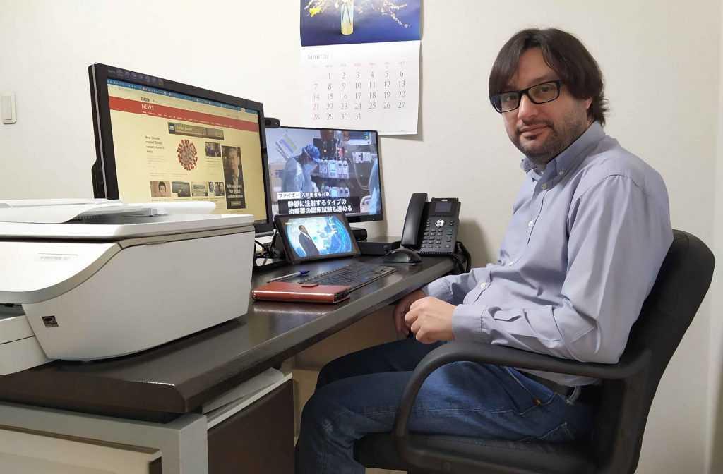 Josep Solano: «El trabajo de periodista corresponsal, si se quiere hacer bien, requiere mucha dedicación»