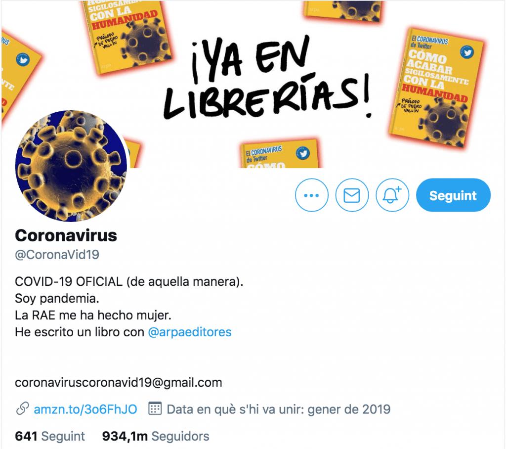 "Coronavirus de Twitter: ""A veces es más fácil ser personaje de Twitter que persona» | Podcast Parenthesis"