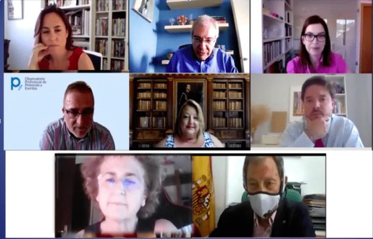 Pasado, presente y futuro de los estudios de Protocolo y Organización de Eventos