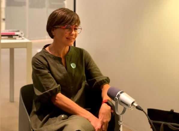 Anna Alcubierre: «El greenwashing existe y está haciendo mucho daño» | Interrogantes del diseño (?) Podcast Parenthesis