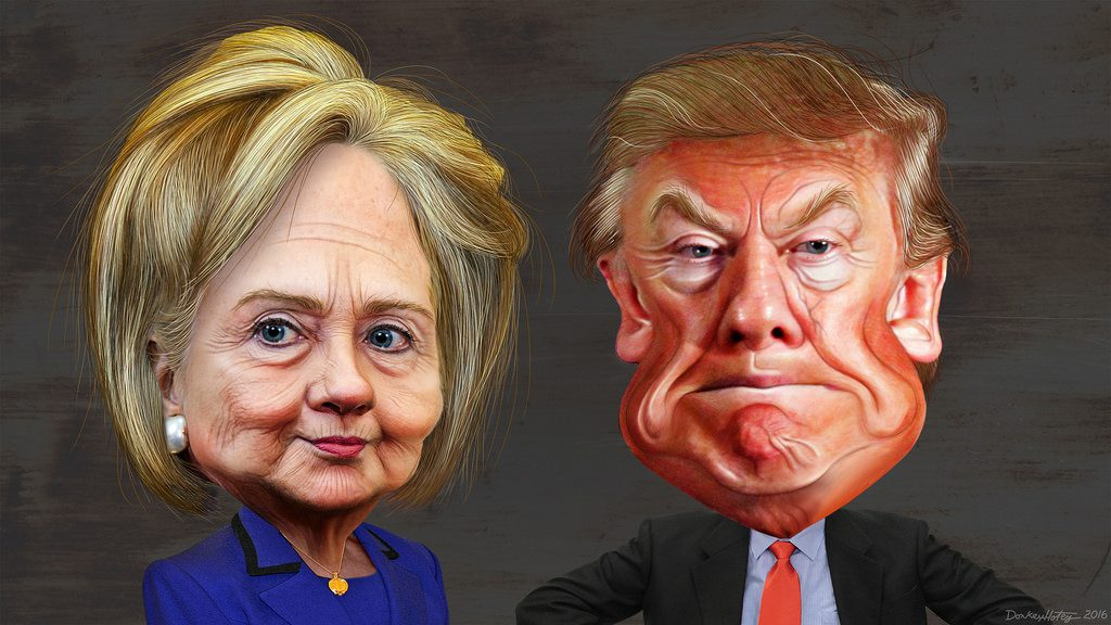 Esperábamos a Hillary Clinton y llegó Donald Trump. ¿Por qué fallan las encuestas electorales?