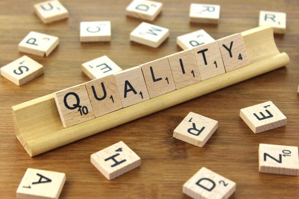 ¿Gestión de la calidad o gestión de calidad?