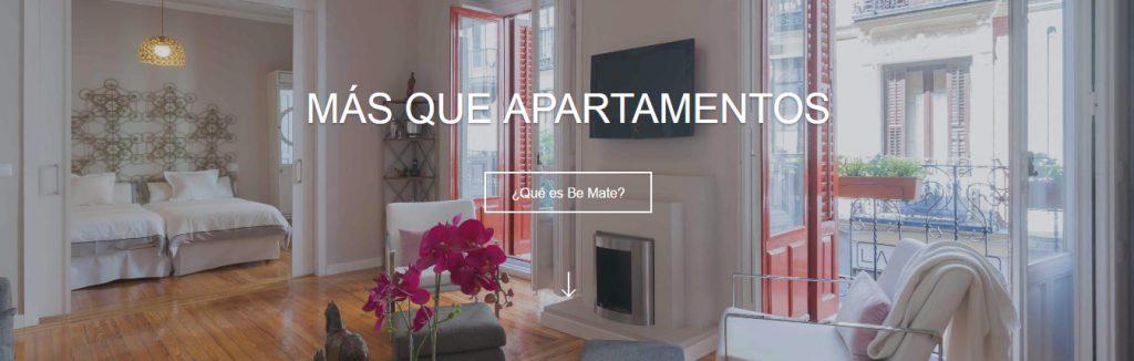Innovación en turismo (II): BeMate, expandiendo los servicios de alojamiento