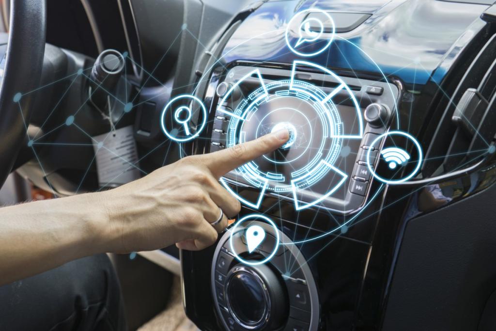La transformación del sector del automóbil