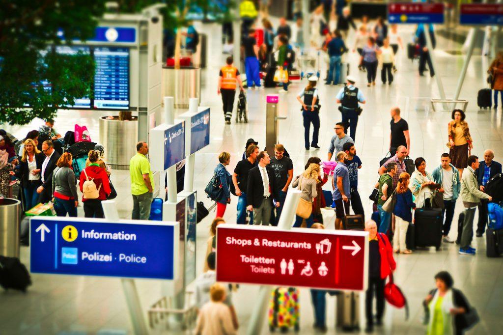 El control biométrico: El futuro de los aeropuertos