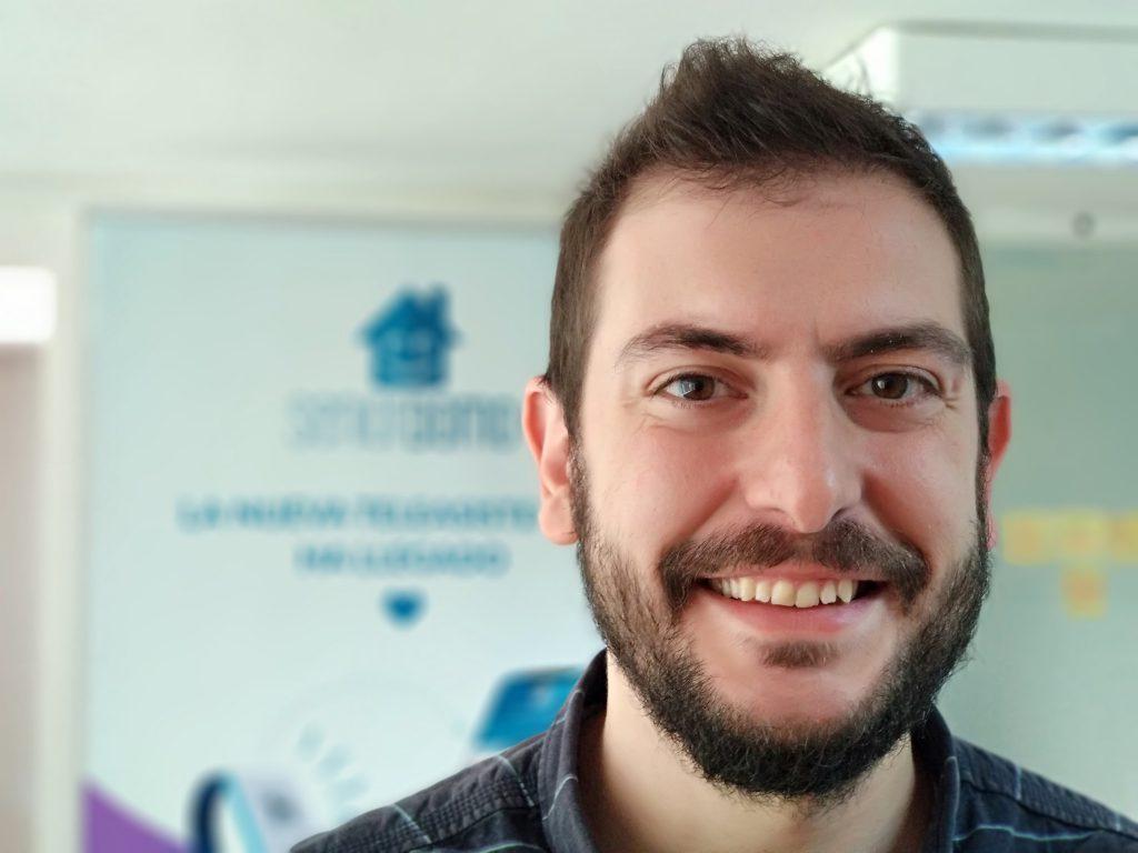 Ángel Puertas (SeniorDomo): «La ilusión es lo más importante para llevar a cabo cualquier proyecto»