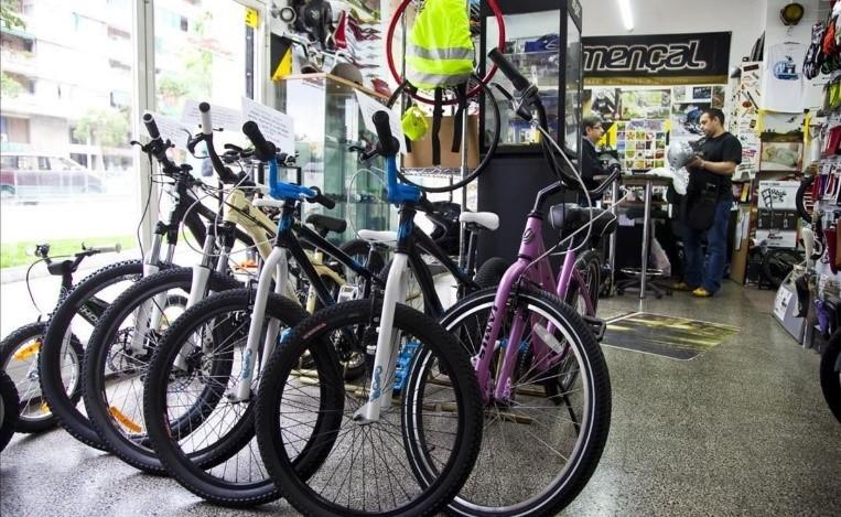 En mayo y junio el mercado de la bicicleta ha visto aumentar hasta un 400% las ventas.