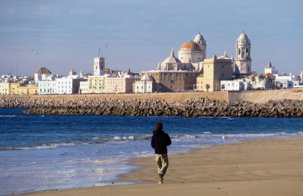 turismo playa cádiz
