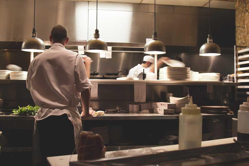 Las Dark Kitchens y el boom de la comida a domicilio