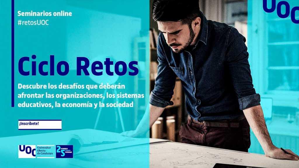 Ciclo Retos: cuatro diálogos sobre sostenibilidad, teletrabajo, globalización y digitalización