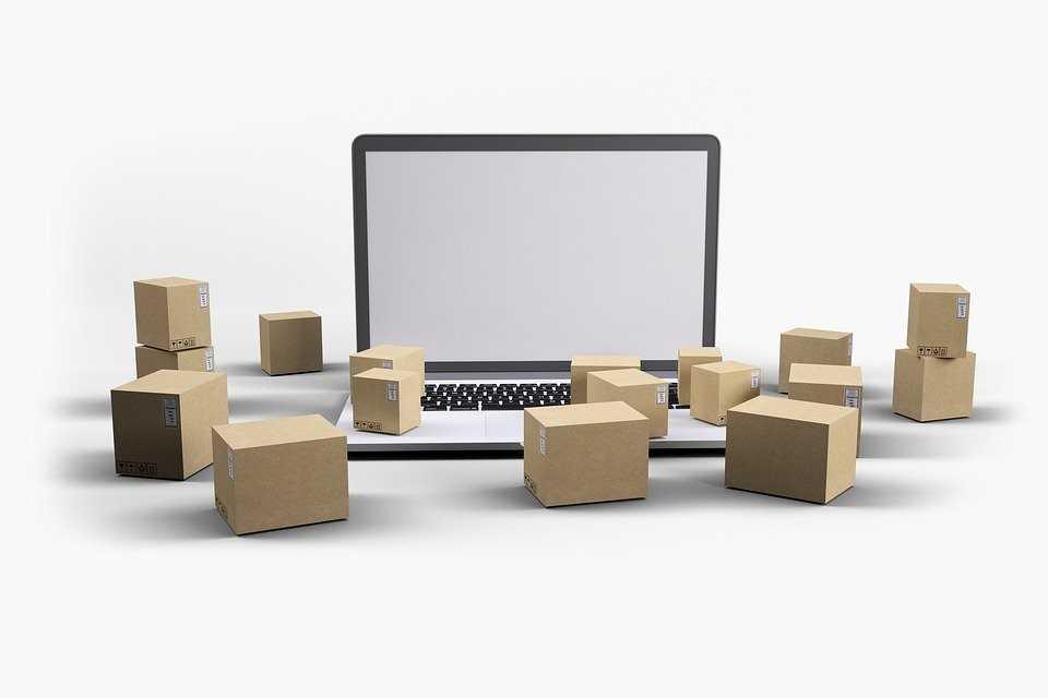 comercio online, ecommerce, entrega