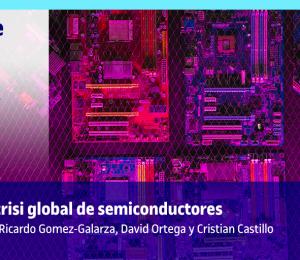 Mesa redonda sobre la crisis global de semiconductores