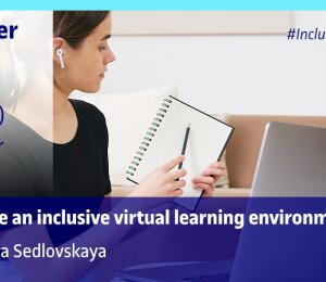 Com crear un entorn d'aprenentatge virtual inclusiu