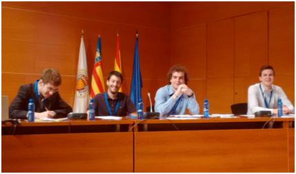La UOC participa en la 12a Lliga de Debat Universitària