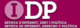 IDP. Revista d'Internet, Dret i Política
