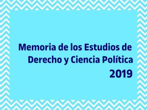 Memoria estudios edcp 2019