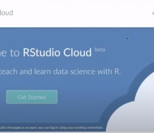 RStudio Cloud: Enseñar ciencia de datos en línea