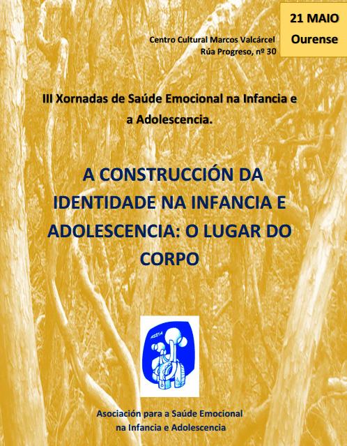 Jordi Planella, catedràtic de la UOC, inaugura les Jornades 'A construcción da Identidade na Adolescencia e a Infancia: O Lugar do Corpo' a Galícia