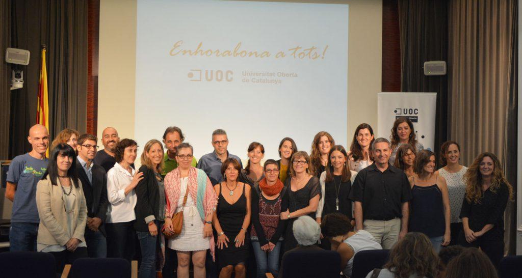 Los estudios entregan los premios a los mejores TFG, TFM y Prácticum 2015-2016