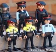 És possible que l'agent policial apliqui el sentit comú si disposa d'una formació orientada a la repressió?