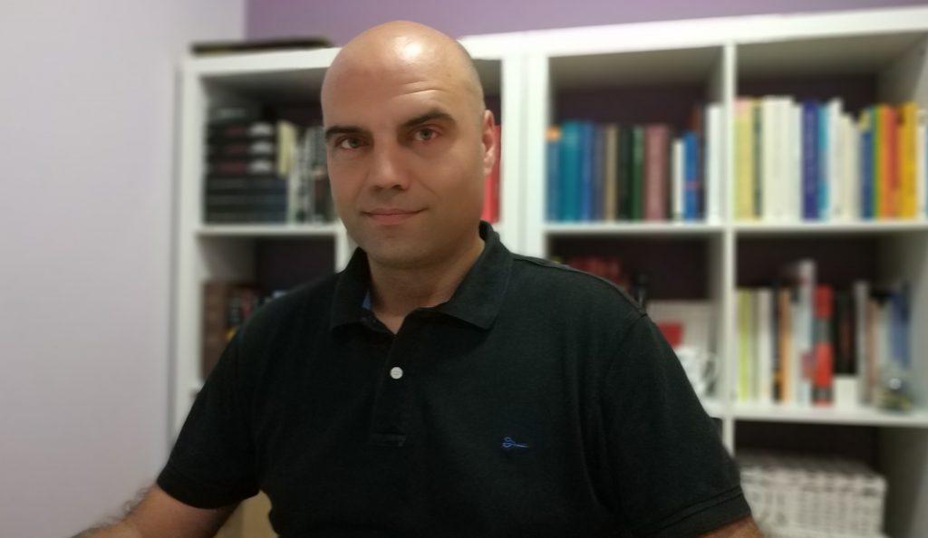 """Nacho Madrid: """"La tecnologia és fonamental però cal vigilar perquè en el seu desenvolupament no es generin barreres que deixin a alguns col·lectius fora dels seus beneficis"""""""
