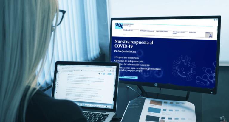 Ciclo de webinars Docencia no presencial de emergencia