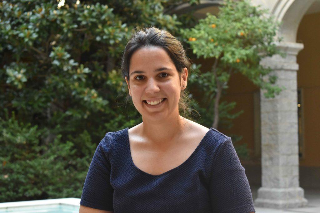 """Marta López: """"És el moment que els espais d'aprenentatge s'adeqüin a les metodologies actives i actuals"""""""