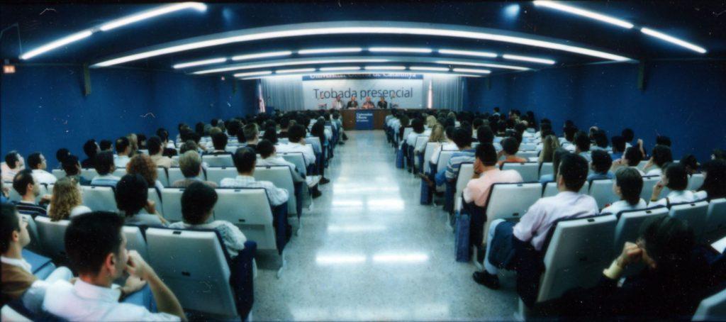25 años estudios psicologia educación