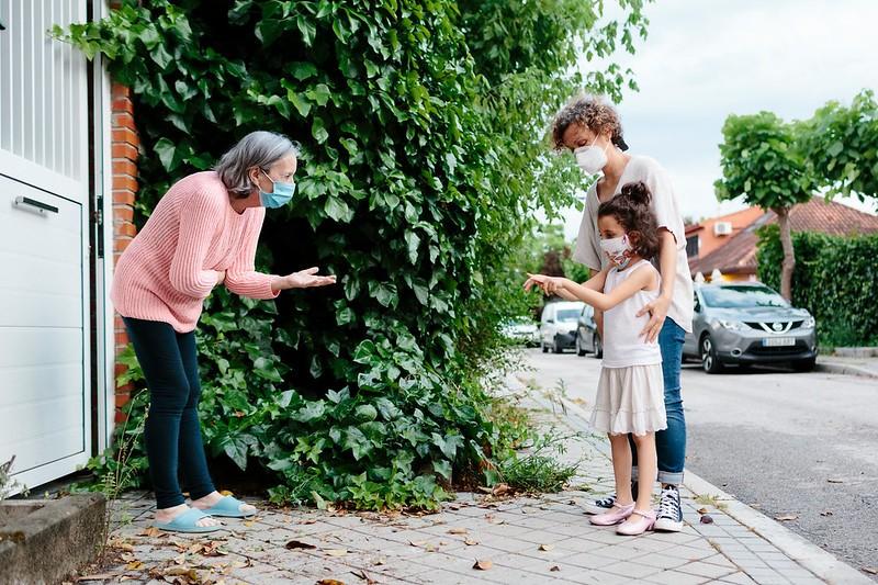 Las mascarillas y el desarrollo del lenguaje en niños