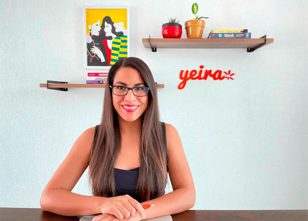 Adriana Caballero: 'La UOC amplió mi percepción de la educación en línea'