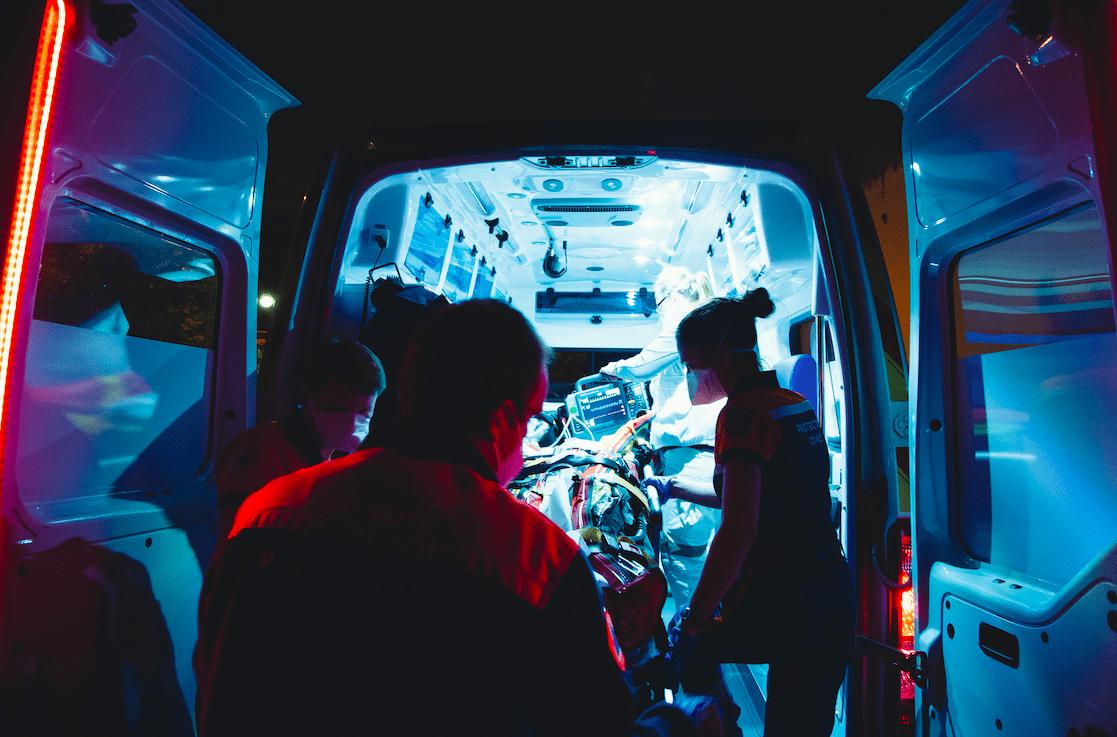 escenari d'emergències