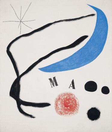 Simposio «Joan Miró: Pintura-Poesía»