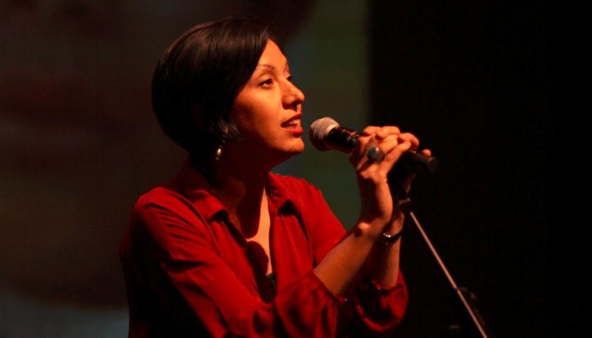 Escoltar l'activisme poètic de Rafeef Ziadah