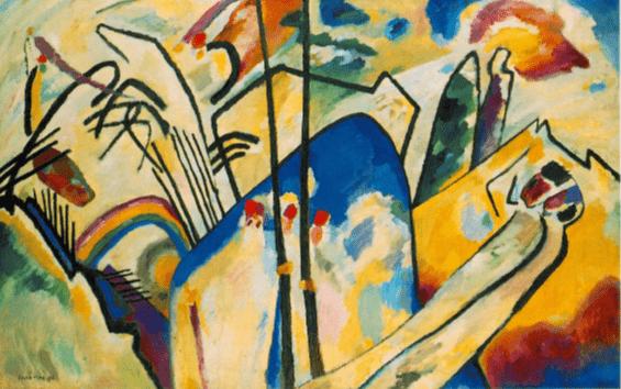 Com mirar un quadre abstracte en els 75 anys de la mort de Kandinski | Per Joan Campàs