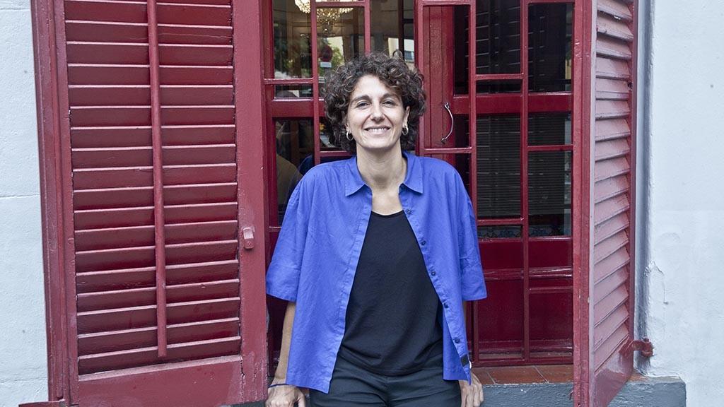Marina Garcés, filòsofa i professora UOC